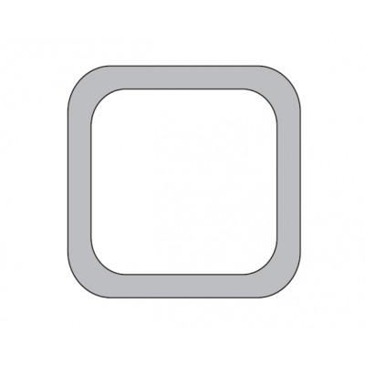 Труба KLQ 160/160 квадратная керамическая (HART) 500мм