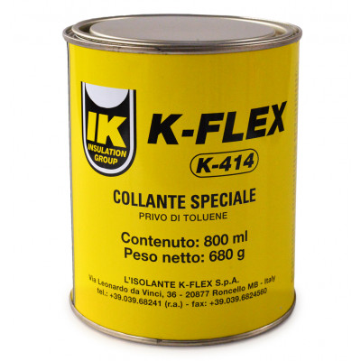 Клей K-FLEX 0.8 lt K 414