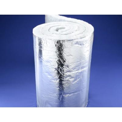 Высокотемпературная изоляция K-Shield Firewrap ALU - Огнезащита 13мм 1м2