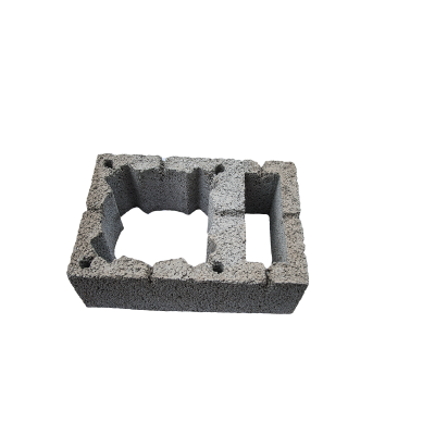Блок дымоходный 390х550 d180-200