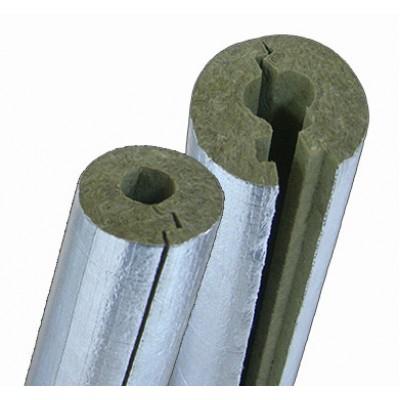Цилиндры (скорлупы) XotPipe -кашированные армированной алюминиевой фольгой