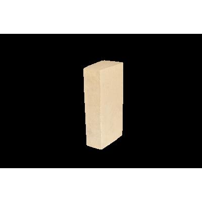 Шамотный камень HBO+ 250x124х64 мм гладкий