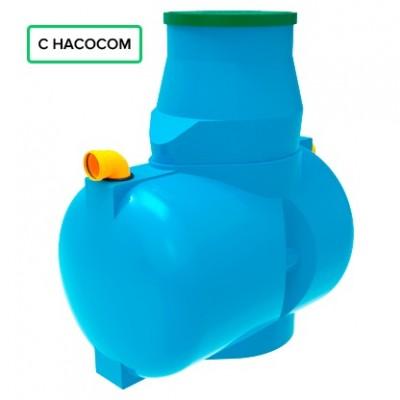 СЕПТИК ДОЧИСТА Classic 8 ПР