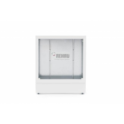 Шкаф коллекторный, встраиваемый, тип UP 110/1150, белый