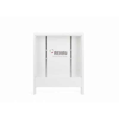Шкаф коллекторный, приставной, тип AP 130/1005, белый