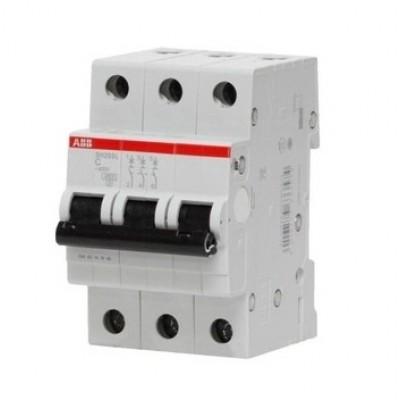 Автоматический выключатель 3-полюсный SH203L С20А 1 шт