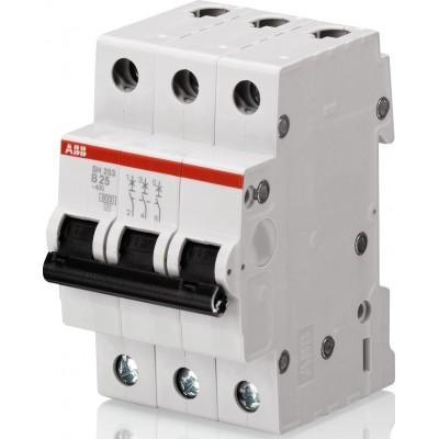 ABB Автоматический выключатель 3-полюсный SH203L С16А 1 шт