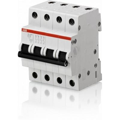 ABB Автоматический выключатель 4-полюсный SH204L С40А 1 шт