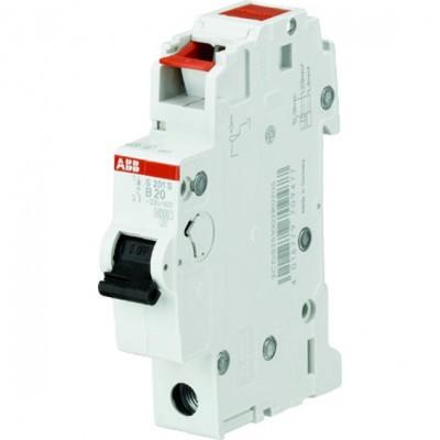 ABB Автоматический выключатель 1-полюсный S201 C50А 1 шт