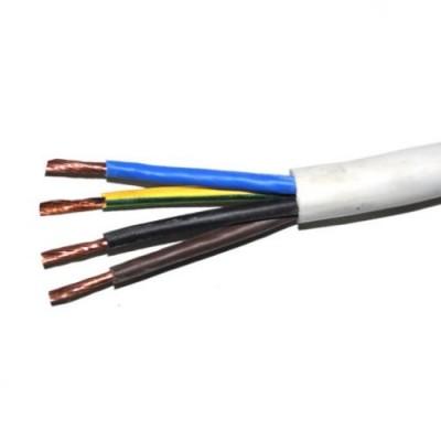 Провод гибкий ПВС 4*0,75 ГОСТ круглый - 0,66 200 м
