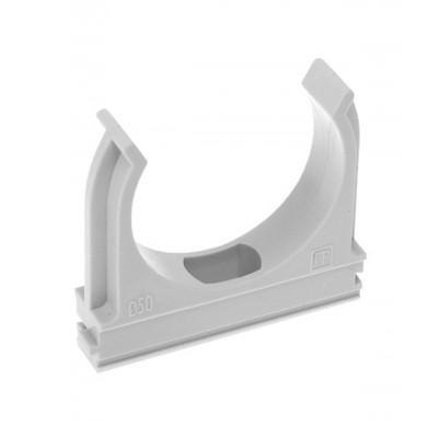 Крепеж-клипса для труб д.16 мм 100 шт