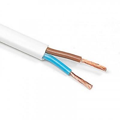 Провод монтажный плоский ПуГВВ(ПБППГ) 2*1,5 -0,66 100 м